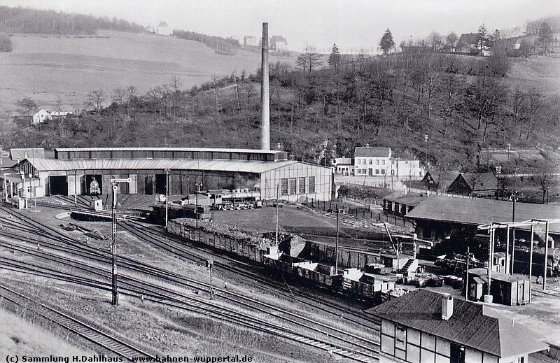 Übersichtsfotot von 1931